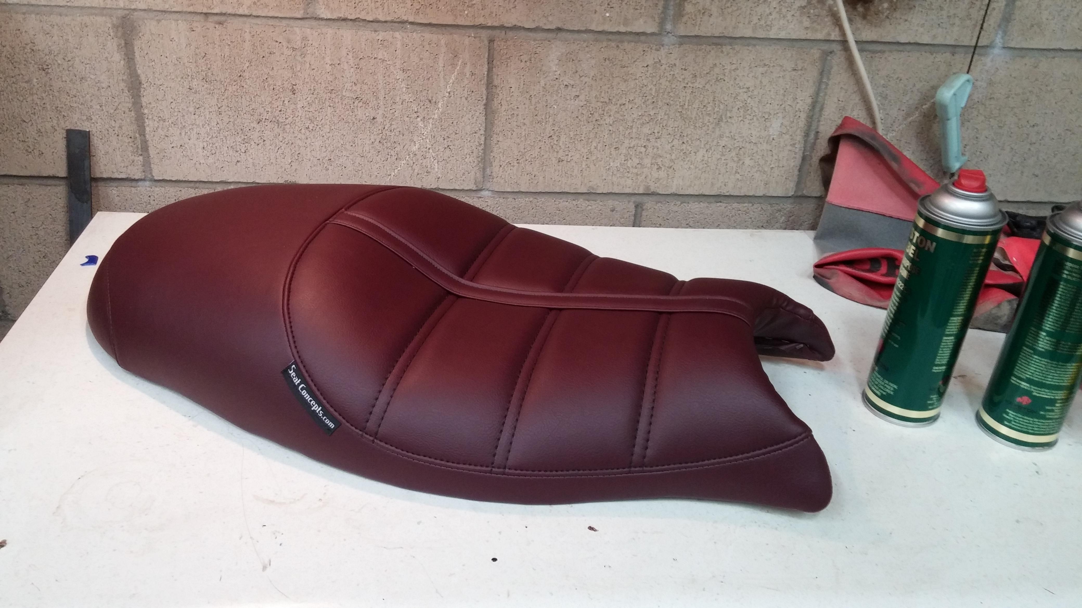 Ducati Monster   Seats
